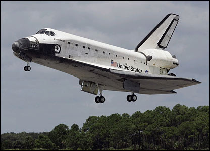 As humanity's first reusable spacecraft, the space shuttle
