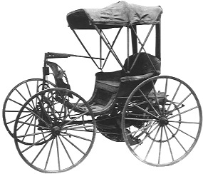 Charles Duryea in 1892 built the first gas-powered automobile in the United States.