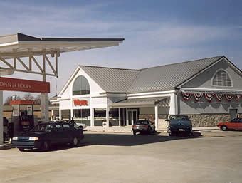 Wawa Gas Station