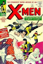 The Uncanny X-Men, Issue No. 1, Sep. 1963