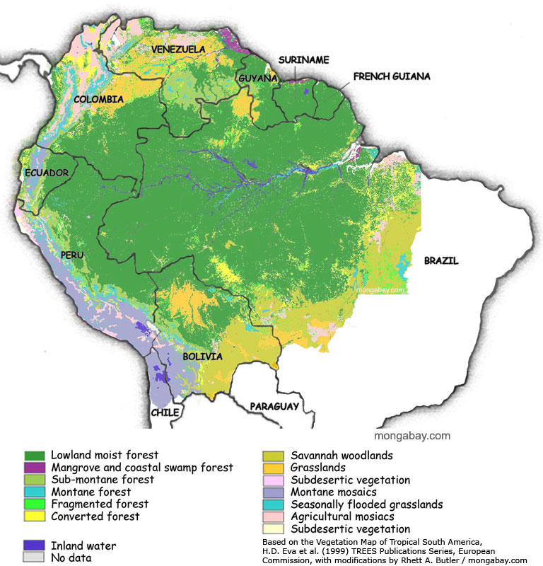 the effects of geographic features on the nations of japan and latin america South america, the fourth-largest continent, extends from the gulf of darién in the northwest to the archipelago of tierra del fuego in the south south america's physical geography.