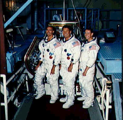 Apollo 7 Astronauts - Pics about space