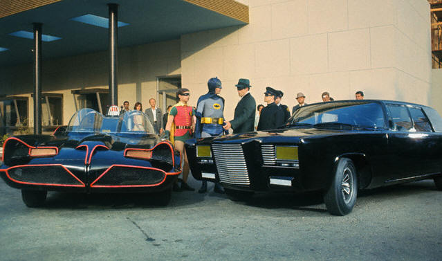 Bruce Lee The Green Hornet Kato Batman Robin