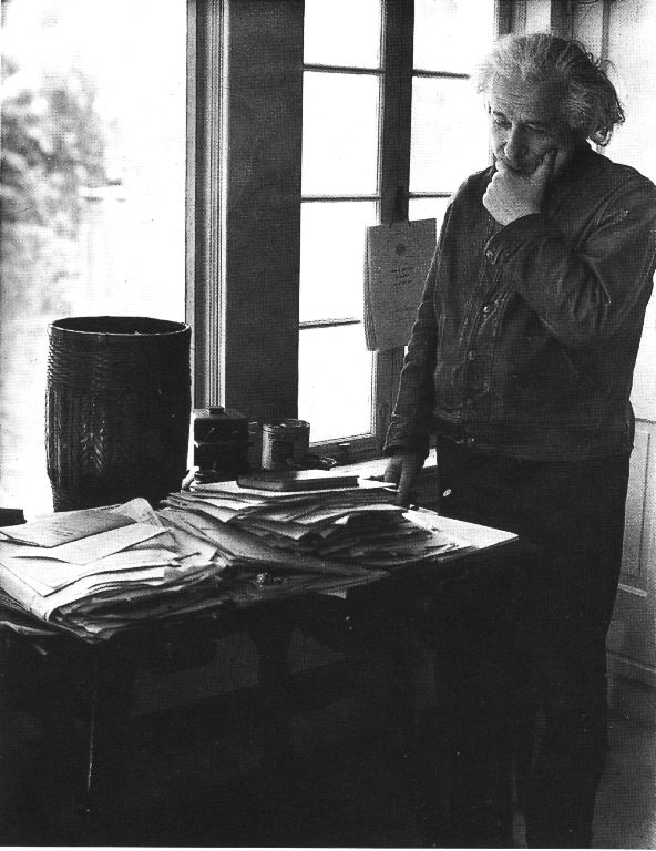 Albert Einstein, at Princeton
