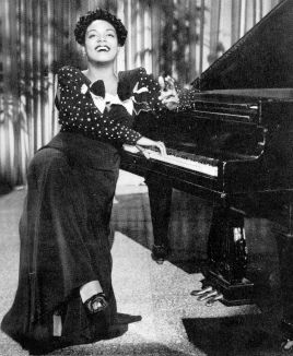 Hazel Scott was the first African American woman to have her own television show