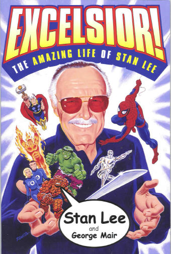 Stan Lee Super Hero Excelsior