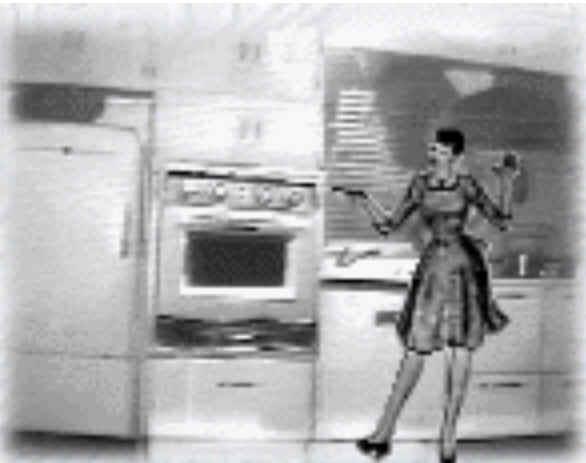 Microwave Oven 1946 ~ Microwaves