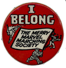 Merry Marvel Marching Society