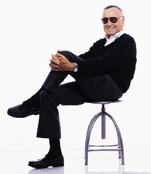 Stan Lee Super Hero